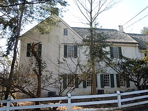David Havard House - David Havard House, February 2011