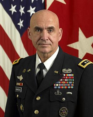 David E. Quantock - LTG David Quantock as United States Army Inspector General