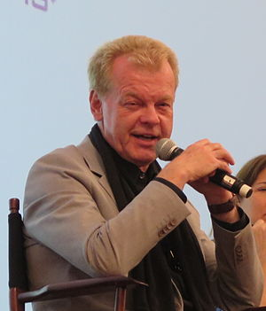 David S. Ward - Ward at the 2014 Annapolis Film Festival