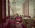 DeLong Barge at Con. Western Dock, Orange, Texas (8429885599).jpg