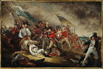 Andrew McClary - Image: Death of General Warren, Battle of Bunker's Hill, June 17, 1775