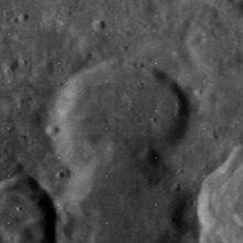 德贝斯陨石坑