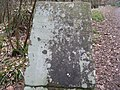 Dedication stone in Almondell - 1784 - geograph.org.uk - 1758893.jpg