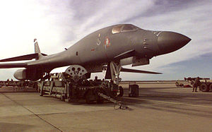 345th Bomb Squadron - B-1 Lancer at Dyess AFB