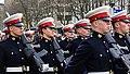 Defilé Korps Mariniers op de Coolsingel te Rotterdam ter ere van het 350 jarig bestaan. (23351016699).jpg
