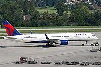 N718TW - B752 - Delta Air Lines