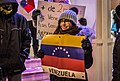 Demonstrations and protests in Venezuela in 2019 in Quebec city, Canada 17.jpg
