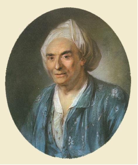 Denis Diderot by Claude Bornet
