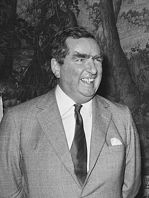 Shadow Foreign Secretary - Image: Denis Healey