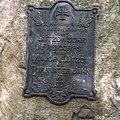 Denkmal Gefecht bei Mölln 1813 Lützower Jäger 02.JPG