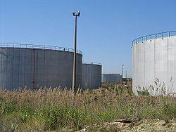 Dep�sito petrol�fero