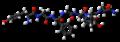 Dermorphin 3D ball.png