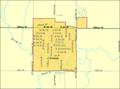 Detailed map of Peabody, Kansas.png