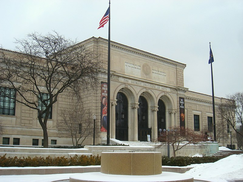 Detroit Institute of Arts (Detroit – Estados Unidos)