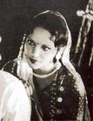 Dadasaheb Phalke Award - Image: Devika Rani in Achhut Kanya (1936)