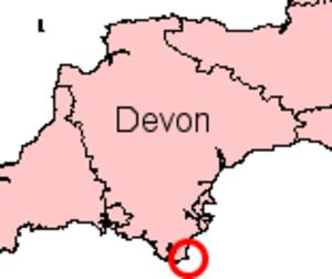 Stokenham - Stokenham, Devon.