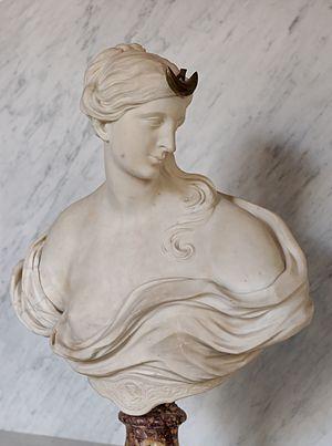 Giacomo Antonio Ponsonelli - Bust of Diana (Louvre)