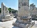 Didyma, Turkey, Temple of Apollon, columns.jpg