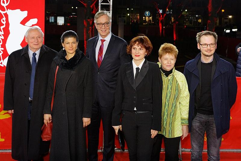 File:Die Linke Weltpremiere Der junge Karl Marx Berlinale 2017.jpg