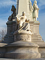 Dijon place de la Republique statue Sadi Carnot 04.jpg