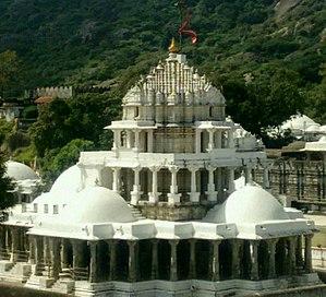 Mount Abu - Image: Dilwara Prashvantha Temple