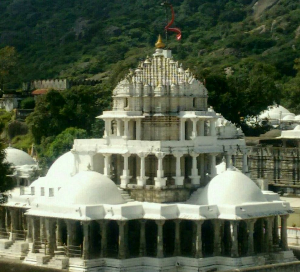 पार्श्वनाथ मन्दिर, दिलवाड़ा।