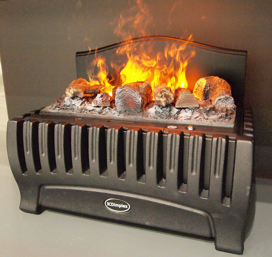 filedimplex electric - Dimplex Fireplace