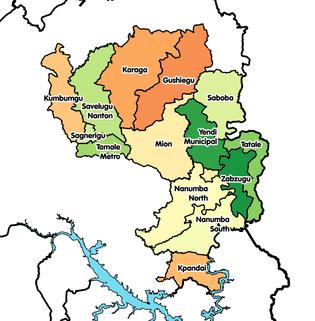 Mion District