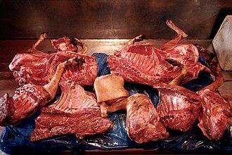 Dog meat - Image: Dog Meat