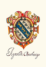 Agostino Barbarigo's coat of arms
