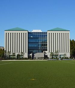 Dokkyo University East Building.jpg