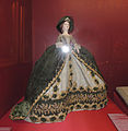Doll in costume of Order of St. Catherine (1798, Kremlin museum) 03 by shakko.JPG