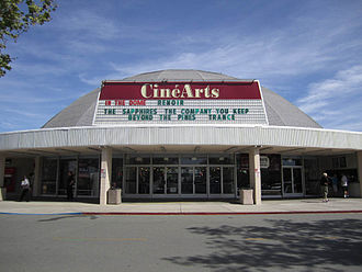 "Pleasant Hill, California - CinéArts ""Dome"" Theater, 2013"
