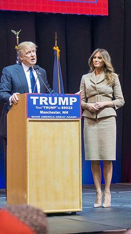 Donald and Melania Trump (3)