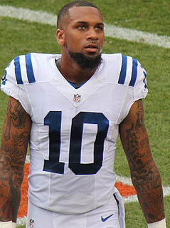 Donte Moncrief American football wide receiver