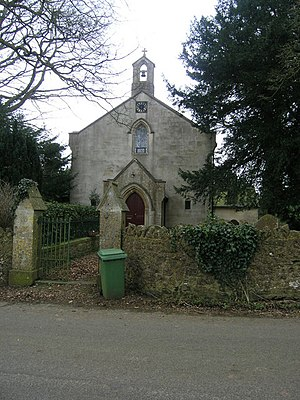 Chilcompton - The former Christ Church