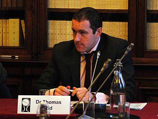 Thomas Rid German political scientist