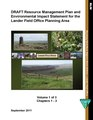 Draft resource management plan and environmental impact statement for the Lander Field Office Planning Area (IA draftresourceman01unse).pdf