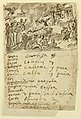 Drawing, Sketchbook Page with Cremation Scene, ca. 1590 (CH 18109539).jpg