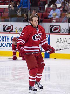 Drayson Bowman American professional ice hockey center
