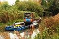 Dredging the canal at Taunton.JPG