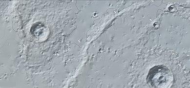 Dromore impact crater on Mars.jpg