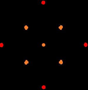 Triakis octahedron - Image: Dual truncated cube t 01 B2