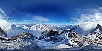 link=https://panoviewer.toolforge.org/#Dufourspitze Spherical Panorama.jpg
