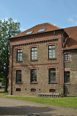 Atropshof in Duisburg