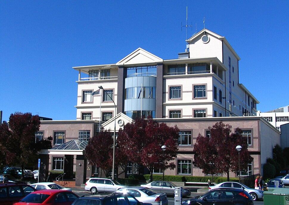 Dunedin Central Police station