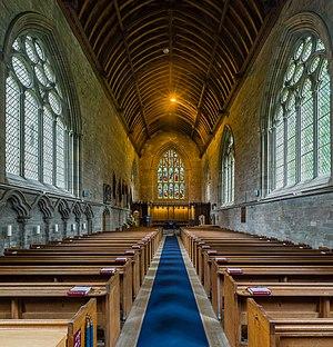 Dunkeld Cathedral - Image: Dunkeld Cathedral Interior 1, Dunkeld, UK Diliff