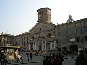 Roman Catholic Diocese of Reggio Emilia-Guastalla - Reggio Emilia Cathedral