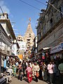 Dwarka, Krishna Temple, Gujarat - India (3409746838).jpg