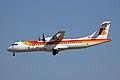 EC-LQV ATR.72-600 IB Regional(Air Nostrum) PMI 26MAY12 (7273597630).jpg